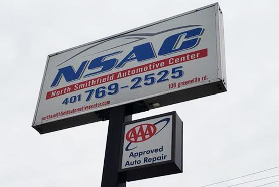 North Smithfield auto repair shop